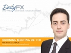 Morning Meeting de 11h avec Valentin Aufrand 05.10.16