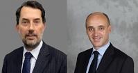 Xavier d'Ornellas et Emmanuel Auboyneau