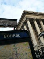 La bourse de paris poursuit sa progression