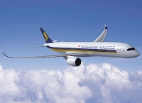 A350XWB au couleurs de Singapore Airlines
