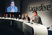 Amber Capital premier actionnaire de Lagardère