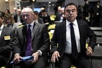 Carlos Ghosn reste PDG mais Thierry Bolloré se voit confier les