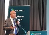 Fortis cède 2% du capital d'Euronext