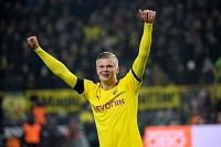 Le prodige norvégien Erling Haaland fait flamber le Borussia Dortmund en Bourse