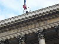 La Bourse de Paris