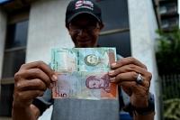 Le bolivar a été dévalué de 96% fin août