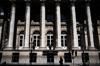 Le CAC 40 n'a pas résisté à l'ouverture en baisse de Wall Street