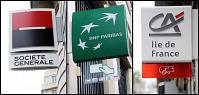 SOCIETE GENERALE : Les banques dominent le palmarès du CAC 40, le soutien de la BCE en filigrane