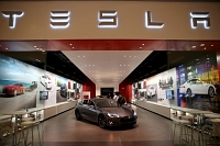 TESLA INC. : Le spectaculaire rallye boursier a coûté plus de 8 milliards de dollars aux vendeurs à découvert en 2020