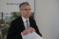 Michel Combes, DG d'Alcatel-Lucent