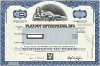 Playboy envisage de revenir en Bourse en fusionnant avec une SPAC