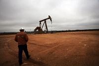 Puits de pétrole au Texas