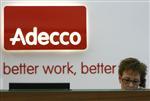 Adecco se montre confiant pour 2011