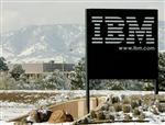 L'action ibm à un plus haut historique après ses prévisions 2015