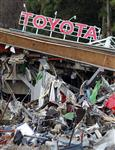 Toyota prolonge jusqu'au 26 mars la fermeture des usines