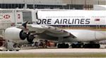 Singapore airlines suspend l'un de ses vols vers tokyo