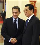 Nicolas sarkozy veut une échéance pour un yuan dans les dts