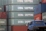 La chine enregistre un déficit commercial au 1er trimestre