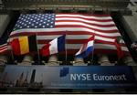 Nyse espère attirer d'autres opérateurs avec deutsche börse