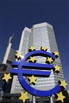 Croissance dans la zone euro vue à 0,4% aux 2e et 3e trimestres