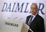 Daimler discute d'une baisse de ses parts dans eads