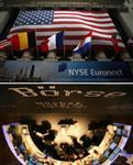 Nyse envisage un dividende en cas d'accord avec deutsche börse
