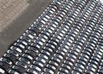 Baisse des immatriculations de véhicules tourisme en mars
