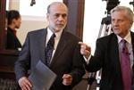 Bernanke fera son trichet pour la première fois mercredi