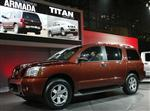 Nissan rappelle 271.000 modèles de 4x4 en amérique du nord