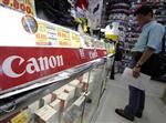 Canon abaisse sa prévision annuelle en raison du séisme