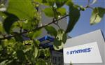 Johnson & johnson lance une opa sur le suisse synthes