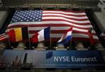 Nyse appelle ses actionnaires à soutenir l'offre deutsche börse