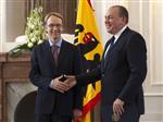 Jens weidmann succède à axel weber à la tête de la bundesbank