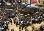Wall street : wall street sanctionne la faiblesse de l'économie américaine