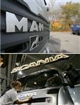 Volkswagen lance son projet de fusion man-scania