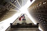 Wall street : wall street rebondit à l'ouverture avec la balance commerciale