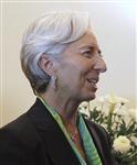 Christine lagarde dit avoir le soutien de l'egypte au fmi