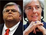 Lagarde et carstens seuls candidats pour le fmi, fischer écarté