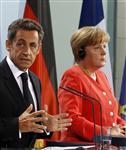Paris et berlin tracent les contours d'un accord sur la grèce