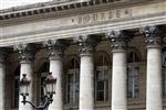La bourse de paris en baisse dans les premiers échanges
