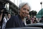 Christine lagarde élue directrice générale du fmi