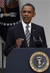 Barack obama dit que l'emploi impose un accord sur la dette