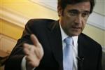 Nouvelles mesures d'austérité en vue au portugal