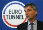 Eurotunnel craint une recapitalisation de seafrance