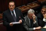 Berlusconi loue l'économie italienne et promet des réformes