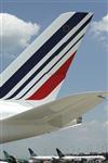 Le trafic passager d'air france en hausse de 6,9% en juillet