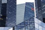 Rebond des bancaires européennes dans un marché nerveux
