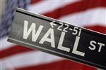 Wall street : wall street creuse ses pertes après l'indice philly fed