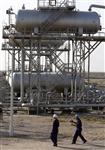 Le pétrole termine en net repli à new york