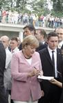 Les eurobonds ne sont pas la solution à la crise, dit merkel
